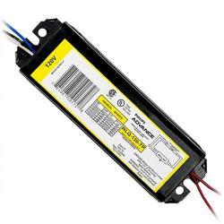 Advance - RLQ-120-TP - Magnetic Fluorescent Ballast -- Trigger Start - (1) F13T8 - 120V
