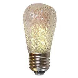 American Lighting S14-LED-WW - 1.5W LED Retrofits S14 Light String Replacement Bulb - 3000K