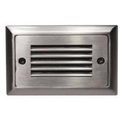American Lighting SGL-HL-SS - 1.7W Horizontal Louver Faceplate - 3000K