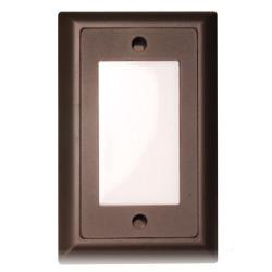 American Lighting SGL-SM-DB - 1.7W Smooth Faceplate - 3000K