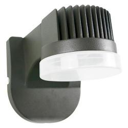 American Lighting - WM-EX-50-DB - LED Wall Pack Extension - 13.3 Watt - 120/240V - 780 Lumens - Photocell Capable - 4700K Cool White - Dark Bronze Finish
