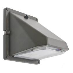 American Lighting - WP-LP-50-DB - Medium Profile LED Wall Pack - 14 Watt - 120/240V - 740 Lumens - Photocell Capable - 5000K Cool White - Dark Bronze Finish