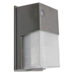 American Lighting - WP-MPC-47-DB - LED Wall Pack with Photocell - 12 Watt - 120/277V - 770 Lumens - 4700K Cool White - Dark Bronze Finish