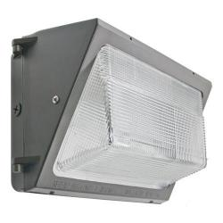 American Lighting - WP-R15-47-DB - Rectangular 15 LED Wall Pack - 38 Watt - 120/277V - 2000 Lumens - Photocell Capable - 4700K Cool White - Dark Bronze Finish