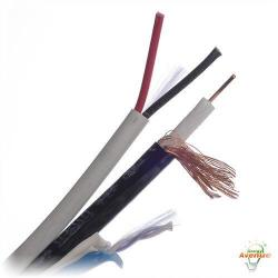 Belden Wire & Cable Co. - 1000FT - 600PTZ 0001000 - Composite PZT Cable - CCTV + Control + Power