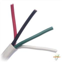Belden Wire & Cable Co. - 1000FT - 6202UE 877U1000 - Natural Color Security & Alarm Cable