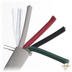 Belden Wire & Cable Co. - 1000FT - 6302FE 8771000 - Natural Color Security & Alarm Cable