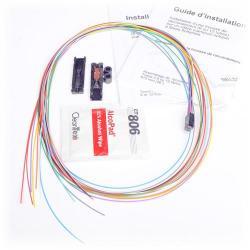 Belden - AX101101 - Breakout Kit -- 12 Fiber - 36 inch - 900um
