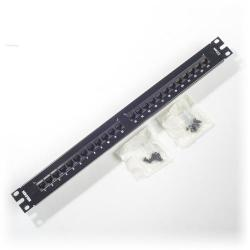 Belden - AX103258 - Patch Panel -- HD-110 - 24 Port - U1 - CAT5e