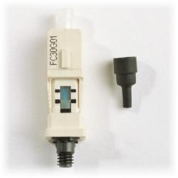 Belden - AX105205-S1 - SC Connector -- FiberExpress Brilliance - SC - Multimode - Beige