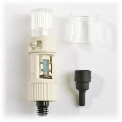 Belden - AX105210-S1 - ST Connector -- FiberExpress Brilliance - ST - Multimode - Beige