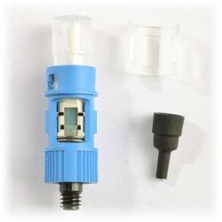 Belden - AX105213-S1 - ST Connector -- FiberExpress Brilliance - ST - Singlemode - Blue