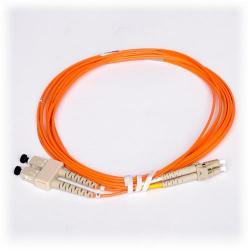 Belden - AX200580 - Patch Cord -- FiberExpress - SC/LC - 10ft - Multimode