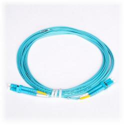 Belden - FP3LDLD005M - Patch Cord -- FiberExpress - LC/LC - 16 Ft - Aqua