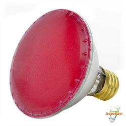 Bulbrite - 683756 - H75PAR30P - Dimmable Halogen Lamp -- 75 Watt - Medium (E26) Base - PAR30 - Pink