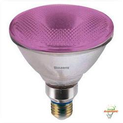 Bulbrite - 683906 - H90PAR38P- Dimmable Halogen Lamp -- 90 Watt - Medium (E26) Base - PAR38 - Pink