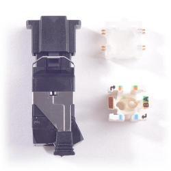 Belden - RVAFPUBK-S1 - Modular Jack