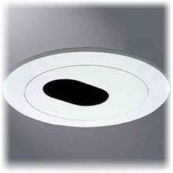 Cooper Lighting - 1420P - Aperture Slot -- Halo - 4 Inch - White Trim