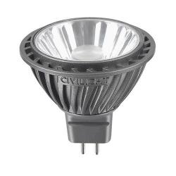 Civilight HALED-NP01P7-23569 - Architectural 7W HALED MR16 350LM -- 35W Halogen Equivalent - GU5.3 Socket - Cool White - 4000K - 25 Degree Beam Angle - 350 Lumens (Initial) - CRI 95 R9=80 - Dimmable