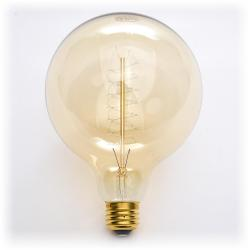 Antique & Vintage Globe Light Bulbs