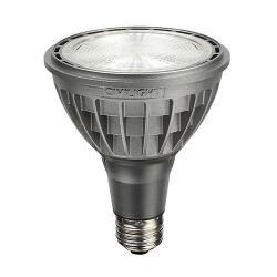 Civilight DPAR30L-KP01Q14-43040 - E26 Architectural 14W PAR30L 800LM -- 75W Halogen Equivalent - Warm White - 2700K - 15 Degree Beam Angle - 750 Lumens (Initial) - 95 CRI - Dimmable - Glare Free
