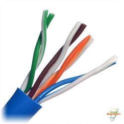 CommScope - 1000FT - 5EN5 BLUE CPK - Datapipe&#174 5EN5 Category 5e U/UTP Cable --  Non-Plenum -  Blue Jacket - 4 Pairs - 1000 ft (305 m) Length - CommPak