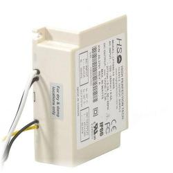 CAO - LuxemBright - 771-14012 - Mini LED Power Supply -- 40 Max Watt/Channel - 12VDC - 3.3 Amp - Input 100-240/277 VAC