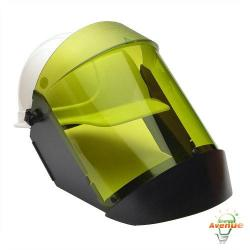 Cementex - AFS-150 - Arc Flash Face Shield with Dielectric Hard Hat
