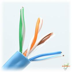 Coleman Cable - CAT5EBLURESI - CAT5 Cable