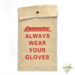 Cementex - CGB12 - Canvas Glove Bag -- 14 Inches