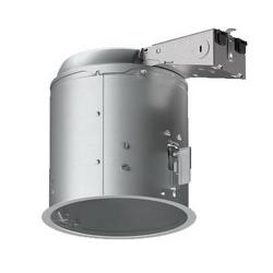 Cooper Lighting E27RICAT - 6 Inch Recessed Downlight -- Eaton Halo Shallow Remodel Housing - E26 Screw Base - For Shallow Ceiling
