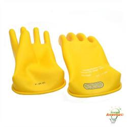 Cementex - IG00-11-10Y -Rubber Gloves -- 11 Inch - Yellow