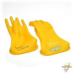 Cementex - IG00-11-8Y - Gloves -- 11 Inch - Yellow