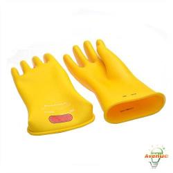 Cementex - IG0-11-10Y - Rubber Gloves --11 Inch