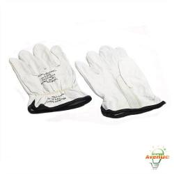 Cementex - P0-10-10 - Leather Gloves -- Size 10 - 10 Inches