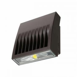 Lumark - XTOR2B - Crosstour - LED Wallpack - 18 Watt - 5000K -- 100 Watt Metal Halide Equal - Carbon Bronze - 70 CRI - 2135 Lumens