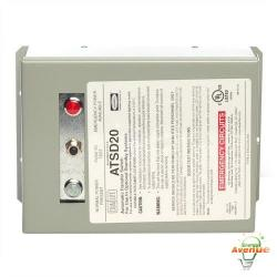 Dual-Lite - ATSD20 - 20 Amp Auxilary Transfer Switch -- 120-277VAC