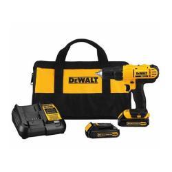 DeWalt DCD771C2 - Compact Drill/Driver Kit