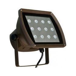 Dabmar - DF-LED5955-BZ - LED Flood Light -- 12 Watt - 120V - 6400K - Bronze Finish