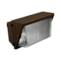 Dabmar - DW-LED1502 - LED Wall Pack -- 50 Watt - 120/277V - Bronze Finish