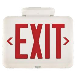 Dual-Lite EVEURWE - LED Emergency Exit Sign
