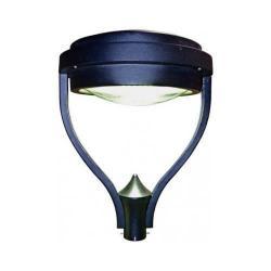 Dabmar - GM570-LED56-B - LED Post Top Fixture -- 40 Watt - 120/277V - Black Finish - 5000K