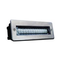 Dabmar - LV-LED21-SS316/W - LED Step Light