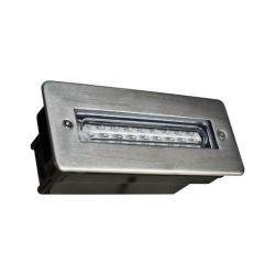 Dabmar - LV-LED22-SS316/W - LED Step Light