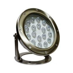 Dabmar - LV-LED360-SS316 - LED Underwater Fixture -- 18 Watts - 12V
