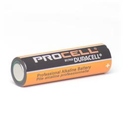 Duracell - PC1500 - Professional AA Cell Alkaline Battery -- Price for Single Battery - 1.5V - 0.8oz weight