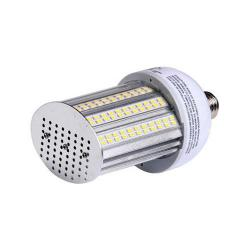 EIKO - 09654 - LED Lamp - Post Top LED Lamp - 5000K - 20 Watt -- 100 Watt HID Equal - E26 - Medium Base - 2800 Lumens - Horizontal - LED20WPT/180/50KMED-G7