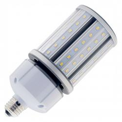 EiKO - 09376 - LED Post Top Lamp - 27 Watt - 75 Watt HID Equal - 5000K -- E26 - Medium Base - Non-dim - 3645 Lumens - 100/277V - LED27WPT50KMED-G7