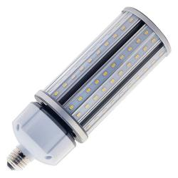 EiKO - 09384 - LED Post Top Lamp - 45 Watt - 150 Watt HID Equal - 5000K -- E26 - Medium Base - Non-dim - 6075 Lumens - 100/277V - LED45WPT50KMED-G7