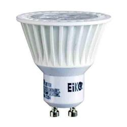 Eiko - LED7WGU10/FL/840-DIM-G7 - 09498 - LED MR16 Bulb -- 7W - 50 Watt Incandescent Equivalent - GU10 - 40 Degree - 4000K - Dimmable